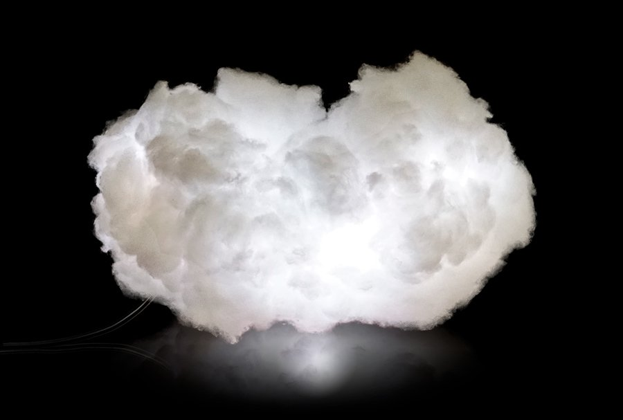 Nuvola 2 - Smart Cloud Lamp